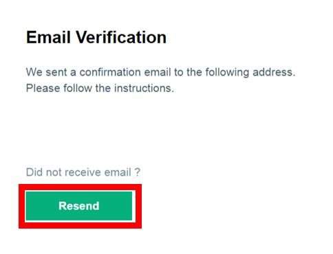 FCoinの登録・口座開設方法3